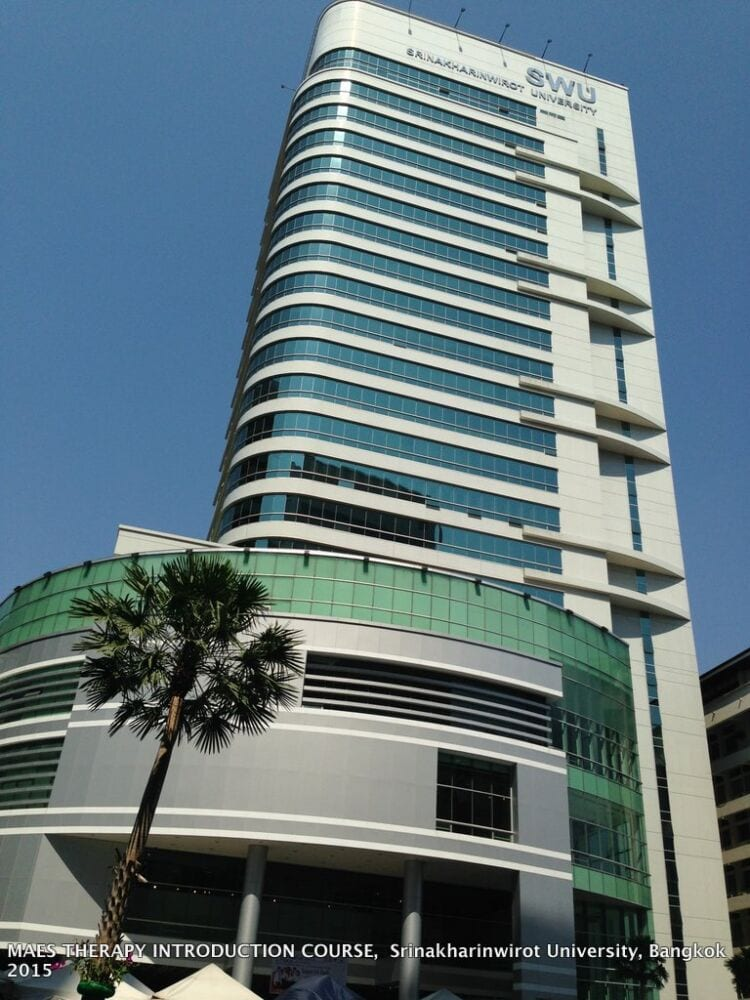 Srinakharinwirot University, Bangkok , Thailand