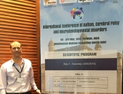 Jean-Pierre Maes MCSP at ICACN, Mumbai, India May 2015