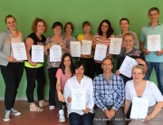 Participants - MAES Therapy Course, Zagreb 2015