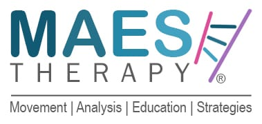 Maes Therapy Movement Disorders Retina Logo