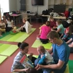 MAES Therapy Course in progress, Zagreb 2015
