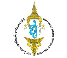Logo QSNICH - Queen Sirikit National Institute of Child Health, Bangokok