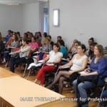 MAES THERAPY Seminar for Professionals, Budapest Sept.2015