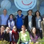 Participants - MAES Therapy Introduction Course - Madrid, April 2016