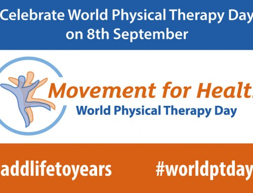 World Physiotherapy Day  – 8th September 2016