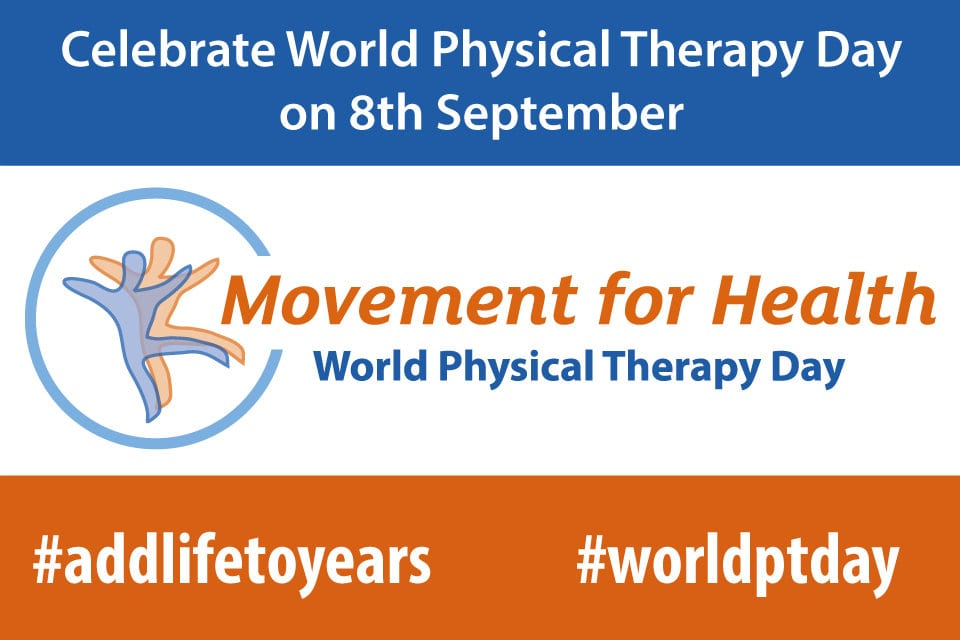 World Physiotherapy Day - 8 September