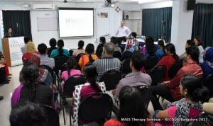 MAES Therapy Seminar - Recoup, Bangalore 2017