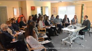 MAES 2-Day Introduction Course - Somerset, March 2017 - Baby Coordination
