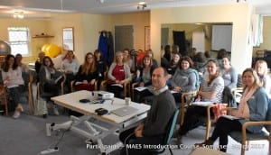 Baby Coordination MAES 2-Day Introduction Course - Somerset, March 2017