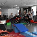 Demonstration- MAES Introduction Course, Bodø, Norway April 2017