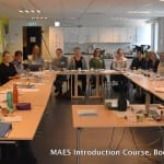 Participants - MAES Introduction Course, Bodø, Norway April 2017