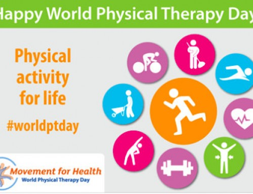 Happy World Physiotherapy Day – 8th September 2017