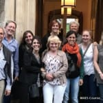 Social Evening - MAES Course, Somerset, UK 2017