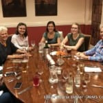 End of Course Dinner - MAES Course Somerset 201