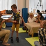 Paediatric Course Training for treating children with Cerebral Palsy. MAES Course Somerset 2017