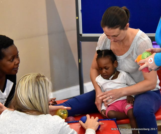 MAES Therapy Course for paediatric Therapists treating children with CP and sillier neurodevelopmental conditions
