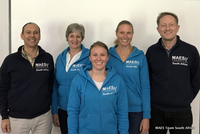 MAES TEAM - South Africa 2017