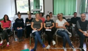 Participants - MAES Therapy Introduction Course, Đakovo 2017