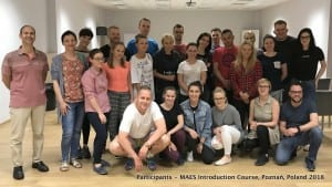 MAES Therapy – Warsztaty wprowadzające Poznań, Poland - highly specialised course for Paediatric Therapists treating children with Cerebral Palsy