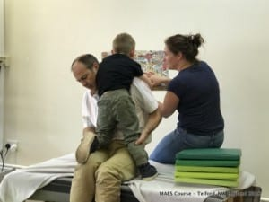MAES – specialist 4-Week course for paediatric Therapists to gain new insights, knowledge and clinical skills for treating children with neurodevelopmental conditions including CP.