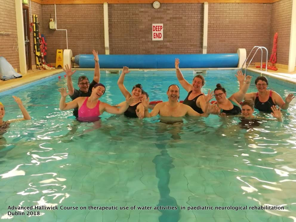Advanced Halliwick Course on therapeutic use of water activities in paediatric neurological rehabilitation - Dublin