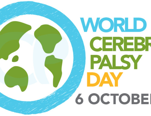World Cerebral Palsy Day –  6th October 2018
