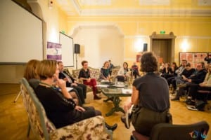 Round table discussion M.A.E.S. Therapy - Connecting Therapies Conference, Romania 2018