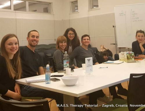 Tutorials for MAES Therapists in Croatia