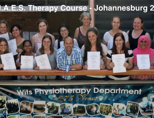 4th MAES Course completes in South Africa !