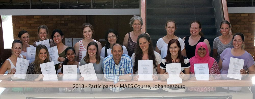 2018-Participants-with-Certificates-MAES-Course-johannesburg-ii