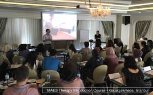 M.A.E.S. Therapy Introduction Course - Istanbul 2019 for pediatric therapists treating CP