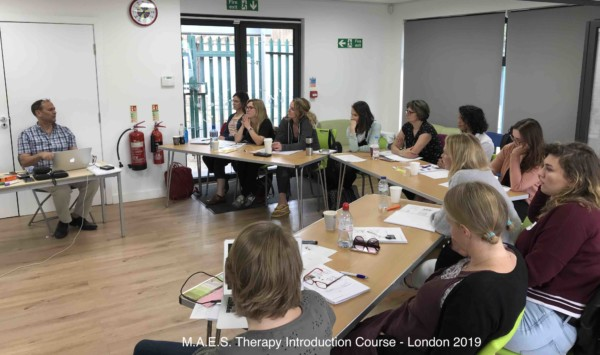 M.A.E.S. Therapy Introduction Course - London 2019 for Paediatric Therapists treating CP