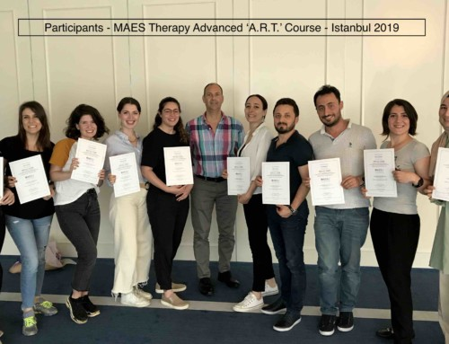 (English) Second  Advanced MAES Therapy Course!