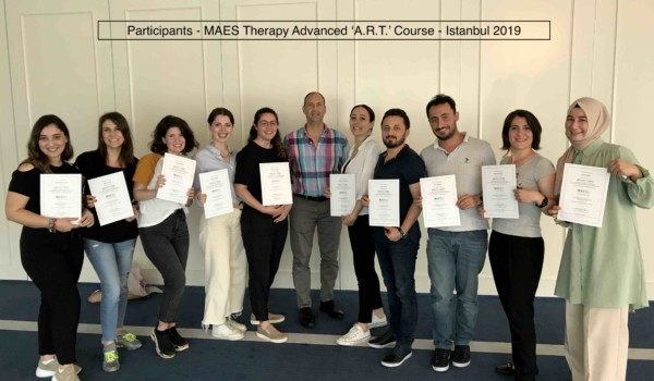 MAES Therapy AdvancedCourse Istanbul 2019