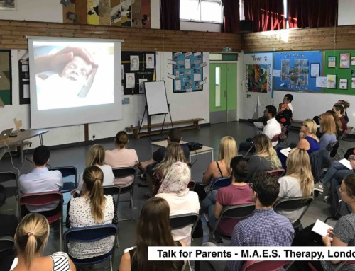 (English) Talk for Parents – London