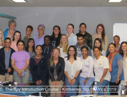 South Africa – M.A.E.S. Therapy Introduction Course