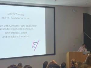 APCP London Region - M.A.E.S. Therapy Lecture