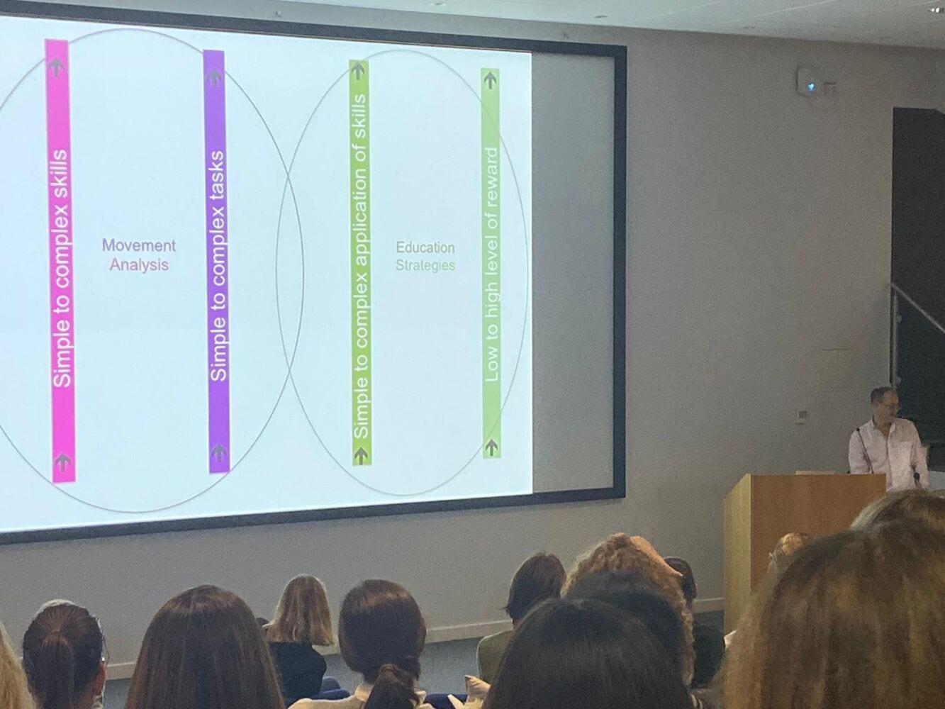 APCP London Region - M.A.E.S. Therapy Lecture