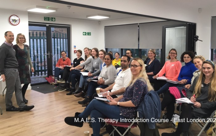 M.A.E.S. Therapy is so different to other approaches treating children with CP