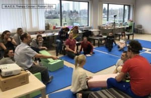 M.A.E.S. Therapy - advanced and highly specialised 'hands-on' treatment for children with CP