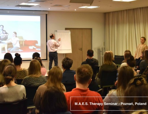 (English) Poznań, Poland – M.A.E.S. Therapy Seminar