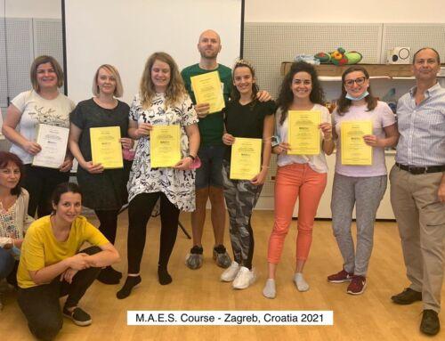 4th M.A.E.S. Course completes in Croatia !