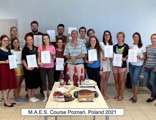 M.A.E.S. Therapy in Poland !
