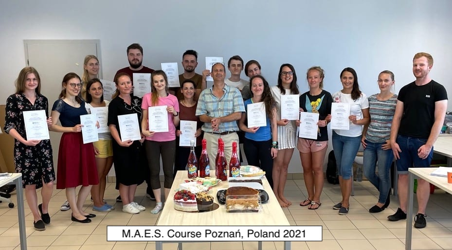 M.A.E.S. Therapy in Poland - advanced and highly specialised 'hands-on' treatment approach for Paediatric Therapists