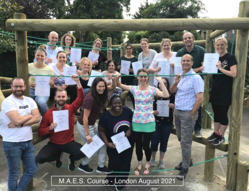 M.A.E.S. Therapy Course London – Summer 2021